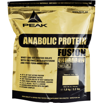 Anabolic Protein Fusion 1 кг
